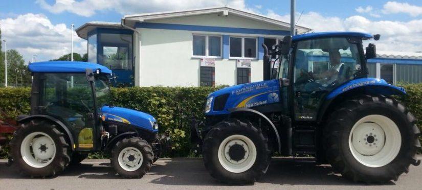 LKW Traktor Ausbildung